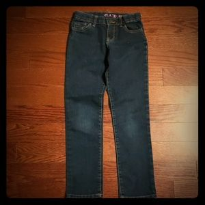 Girls Children's Place size 8 Skinny jeans